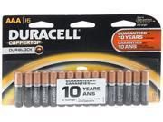 DURACELL MN2400B16Z16 Batteries