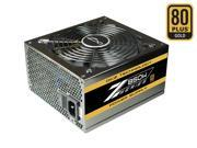 Only $209.99 for In a computing world of new video and audio cards add-ons higher-powered chips and more the search for power goes ever on. OCZ's OCZZ850 satisfies your power-hungry virtual instincts and keeps you running at your best. The PSU is ready for your SLI or CrossFire configuration with four 6+2-Pin PCIe connectors. There are also 12 SATA 6 Peripheral and 1 Floppy connector so you load your system to fill any need. A single rail supplies more stable and safer power output for excellent system performance. Keeping it cool is a 135mm dual-ball-bearing fan and an openwork grille on the back panel. With its 80 PLUS Gold certification less energy is wasted as heat or interference delivering more power to your hungry system! Fans: 135mm double ball-bearing ultra-quiet fan Main Connector: 24Pin +12V Rails: Single PCI-Express Connector: 4 x 6+2-Pin SATA Power Connector: 12 Efficiency: over 90% typical Input Voltage: 100 - 240 V Input Frequency Range: 50/60 Hz. SKU N82E16817341025 in the Power Supplies category.