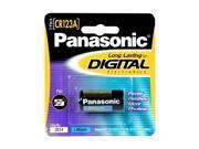 Panasonic CR-123APA/1B 1-pack Photo Lithium Battery