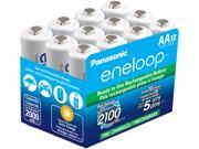 Panasonic BK-3MCCA12SA Rechargeable Batteries