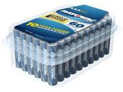 Rayovac 824-60PPF 60-pack AAA Alkaline Batteries