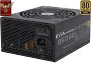 EVGA 220-G2-0850-XR 80 PLUS GOLD 850W ECO Mode Fully Modular NVIDIA SLI Ready and Crossfire Support Continuous Power Supply