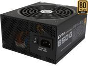 EVGA 220-GS-0850-V1 80 PLUS GOLD 850 W 7 yr Warranty ECO Mode Fully Modular NVIDIA SLI Ready and Crossfire Support Super Silent Continuous Power Supply
