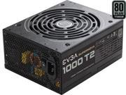 EVGA 220-T2-1000-X1 1000W ATX12V / EPS12V SLI Ready CrossFire Ready 80 PLUS TITANIUM Certified Full Modular Power Supply