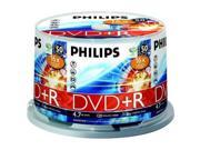 PHILIPS 4.7GB 16X DVD+R 50 Packs Disc Model DR4S6B50F/17