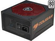 COUGAR RX600 600W ATX12V SLI Ready CrossFire Ready 80 PLUS Certified Active PFC Power Supply Haswell ready