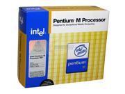 Intel Pentium M 760 2.0 GHz Socket 478 27 31W BX80536GE2000FJ Processor