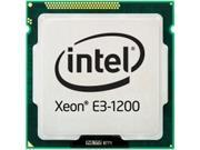 Intel Xeon E3-1275 V2 Ivy Bridge 3.5GHz (3.9GHz Turbo) LGA 1155 77W CM8063701098702 Server Processor