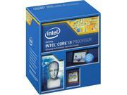 Intel Core i3-4370 Haswell Dual-Core 3.8GHz LGA 1150 54W BX80646I34370 Desktop Processor Intel HD Graphics 4600