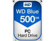WD Blue 500GB Desktop Hard Disk Drive - 5400 RPM SATA 6 Gb/s 64MB Cache 3.5 Inch - WD5000AZRZ 9SIA19P3X62741