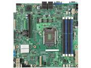 Intel S1200v3rpo Server Motherboard - Intel C224 Chipset -
