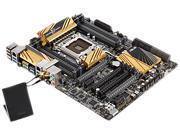 ASUS X79-DELUXE LGA 2011 Intel X79 SATA 6Gb/s USB 3.0 ATX Motherboard