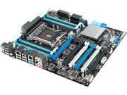 ASUS P9X79 WS/IPMI LGA 2011 Intel X79 SATA 6Gb/s USB 3.0 CEB Motherboards - bulk (5 in 1)