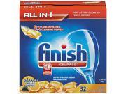 Finish Cleaning Products