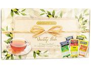Green Tea Assortment, Individually Wrapped, Eight Flavors, 64 Tea Bags