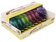 Tombow 68723 MONO Correction Tape Assorted Retro Color Dispensers 1 6 x 394 10 Pk