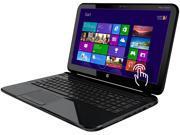 HP Pavilion TouchSmart E5D85UA 15-b129wm Sleekbook PC - AMD A6-4455M 2.1 GHz Dual-Core Processor - 4 GB DDR3 SDRAM - 500 GB Hard Drive - 15.6-inch Touchscreen Display - Windows 8 64-bit Edition