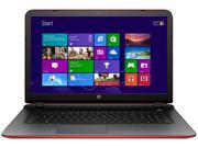 "HP Pavilion 17-g032ds, AMD A4, 8GB, 17.3"" HD+, B&O Sound, Win 8.1 Notebook"