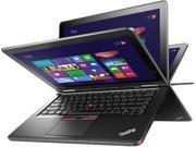 """Lenovo ThinkPad Yoga 12 20DL Ultrabook - 12.5"""" Touchscreen 1920 x 1080 ( Full HD ) Intel Core i7 5600U 2.6 GHz 8GB DDR3 256 GB SSD Intel HD Graphics 5500 Win 8.1 Pro 64-bit - 20DL003AUS"""