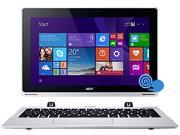 """Acer Aspire SW5-171P-87GQ 2-in-1 Laptop - 11.6"""" - In-plane Switching (IPS) Technology - Wireless LAN - Intel Core i5"""