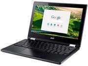 "Image of Acer 11.6"" Intel Celeron 1.60 GHz 4 GB Ram 16 GB Flash Chrome OS/C738T-C8Q2 Manufacturer Recertified"