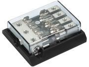 Carwires PDB400 – 4-Way Fused Power Distribution Block