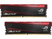 Avexir ROG Impact 16GB (2 x 8GB) 288-Pin DDR4 SDRAM DDR4 2666 (PC4 21300) Desktop Memory Model AVD4UZ126661508G-2IPROG