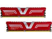 V-Color OC Series 16GB (2 x 8GB) 240-Pin DDR3 SDRAM DDR3 1866 (PC3 14900) Desktop Memory Model TD8G16C10-OC18AK