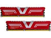 V-Color OC Series 8GB (2 x 4GB) 240-Pin DDR3 SDRAM DDR3 1866 (PC3 14900) Desktop Memory Model TD4G16C10-OC18Ak