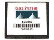 Cisco 128MB Compact Flash (CF) for Cisco 2800 Series Model MEM2800-128CF=