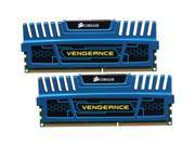CORSAIR Vengeance 8GB (2 x 4GB) 240-Pin DDR3 SDRAM DDR3 1600 (PC3 12800) Desktop Memory Model CMZ8GX3M2A1600C9B