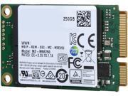 SAMSUNG 850 EVO mSATA 250GB SATA III 3-D Vertical Internal SSD Single Unit Version MZ-M5E250BW