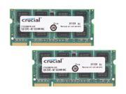 Crucial 4GB 2 x 2GB 200 Pin DDR2 SO DIMM DDR2 667 PC2 5300 Memory for Apple Model CT2K2G2S667M