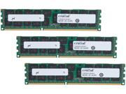 Crucial 48GB (3 x 16GB) 240-Pin DDR3 SDRAM ECC Registered DDR3 1333 (PC3 10600) Server Memory Model CT3K16G3ERSLD41339