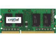 Crucial 4GB 204-Pin DDR3 SO-DIMM DDR3L 1866 (PC3L 14900) Memory Model CT51264BF186DJ