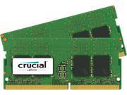 Crucial 32GB (2 x 16G) 260-Pin DDR4 SO-DIMM DDR4 2133 (PC4 17000) Laptop Memory Model CT2K16G4SFD8213