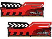 GeIL EVO FORZA DC 16GB (2 x 8GB) 288-Pin DDR4 SDRAM DDR4 3000 (PC4 24000) Desktop Memory Model GFR416GB3000C15ADC