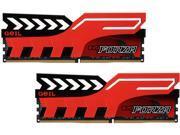 GeIL Forza 16GB 2 x 8GB 288 Pin DDR4 SDRAM DDR4 2133 PC4 17000 Memory Desktop Memory Model GFR416GB2133C15DC