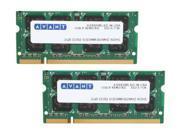 AllComponents 4GB (2 x 2GB) 200-Pin DDR2 SO-DIMM DDR2 800 (PC2 6400) Laptop Memory Model AC2/SO800X64/4096-KIT