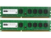 Wintec Value 8GB (2 x 4GB) 240-Pin DDR3 SDRAM DDR3 1600 (PC3 12800) Desktop Memory Model 3VH160011U8-8GK