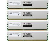 Wintec 64GB (4 x 16GB) 288-Pin DDR4 SDRAM ECC Registered DDR4 2133 (PC4 17000) Server Memory Model 3RSA213315R5H-64GQ