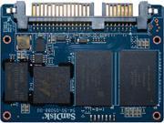 SanDisk X110 SD6SF1M-128G-1022I 128GB Mini-SATA (mSATA) MLC Internal Solid State Drive (SSD)