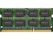 PNY NHS 4GB 204-Pin DDR3 SO-DIMM DDR3L 1600 (PC3L 12800) Laptop Memory Model MN4GSD31600LV