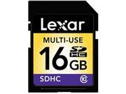 Lexar 16 GB Secure Digital High Capacity (SDHC)
