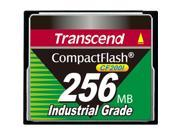 Transcend TS256MCF200I 256 MB CompactFlash (CF) Card