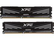 ADATA XPG V1.0 8GB (2 x 4GB) 240-Pin DDR3 SDRAM DDR3 1600 (PC3 12800) Desktop Memory Model AX3U1600W4G9-DB