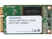 ADATA Premier Pro SP310 mSATA 128GB SATA 6Gb/s MLC Internal Solid State Drive (SSD) ASP310S3-128GM-C