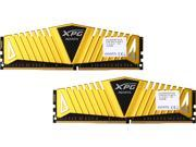 Image of ADATA 16GB (2 x 8GB) 288-Pin DDR4 SDRAM DDR4 3000 (PC4 24000) Desktop Memory - Gold Edition Model AX4U3000W8G16-DGZ