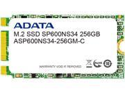 ADATA Premier SP600NS34 ASP600NS34-128GM-C M.2 2242 256GB SATA III Synchronous MLC Internal Solid State Drive (SSD)