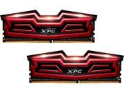 ADATA XPG Dazzle 16GB (2 x 8GB) 288-Pin DDR4 SDRAM DDR4 2400 (PC4 19200) Memory (Desktop Memory) Model AX4U2400W8G16-DRD